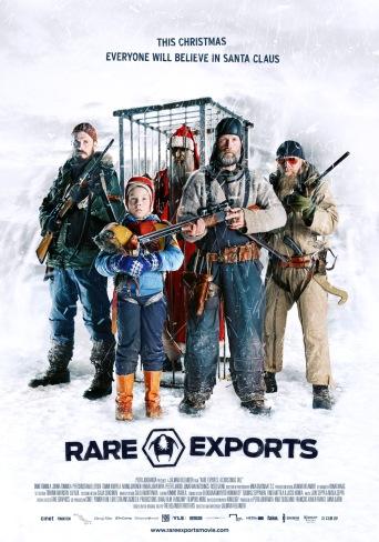 SHH - Rare Exports - Christmas tale - Cult Cinema Nights - 17TH DEC