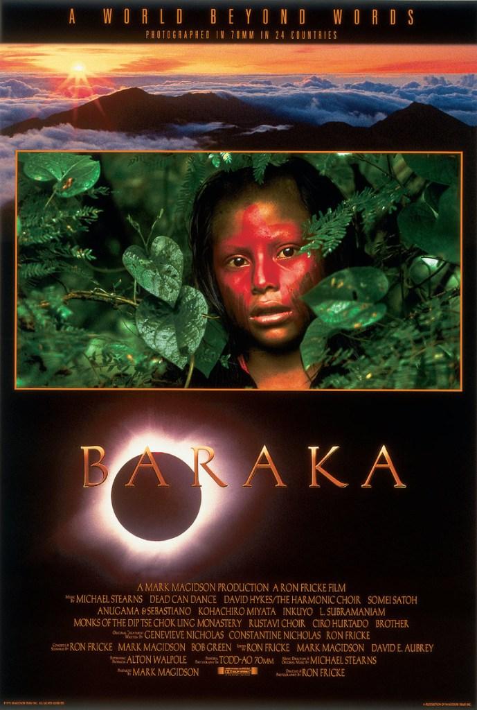SHH - BARAKA - Cult Cinema Nights - 6th FEB - with Kay Armstrong CHOREOGRAPHER