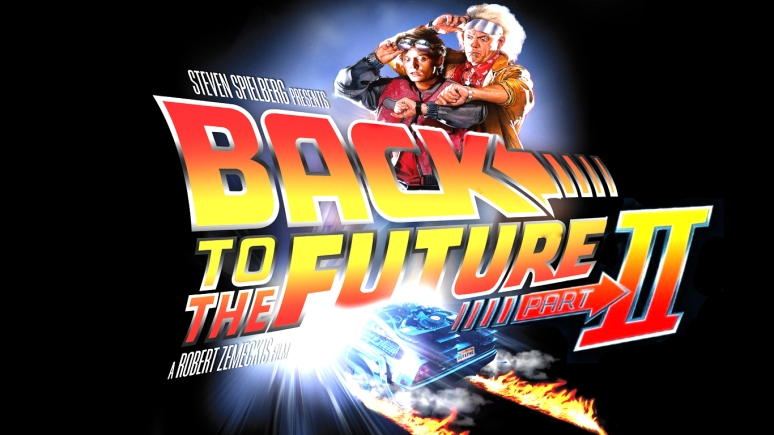 SHH - BACK TO THE FUTURE 2 - Cult Cinema Nights - 20th FEB - PARRAMATTA
