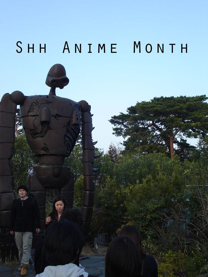 SHH Anime month